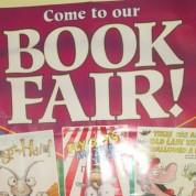 Clifford Visits the OFH Book Fair! (11/11/14)