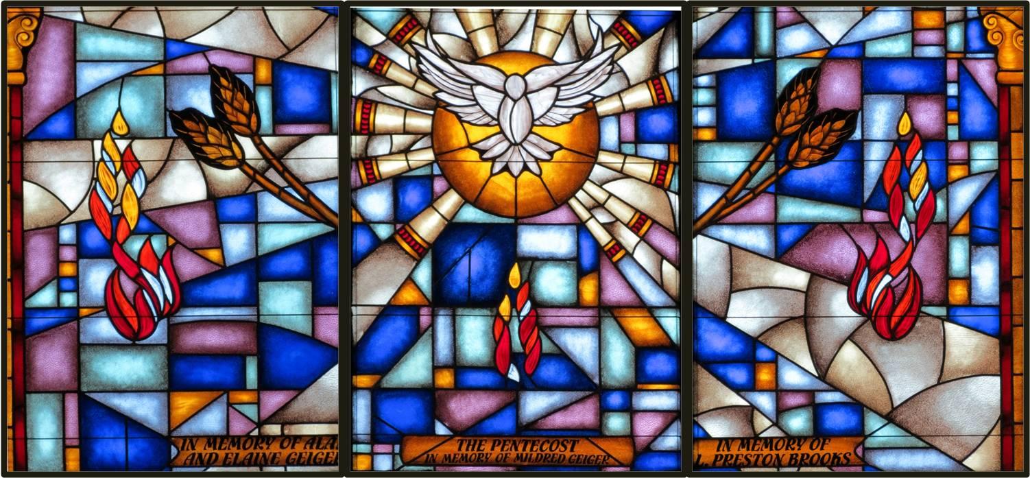 Windows-Pentecost