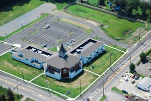 Pitman United Methodist Church (Broadway & Lambs Rd.)
