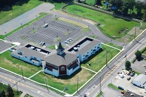 Pitman United Methodist Church (Broadway & Lambs Rd.)