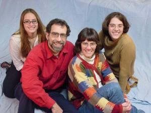 Steve & Gail Quigg & family