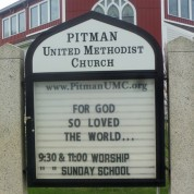 Signboard: For God so Loved the World… (4/19/14)