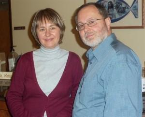 Dasia & John Abramovich (4/8/14)