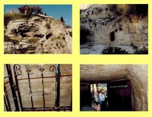 Gordon's Calvary (The Garden Tomb) in Jerusalem