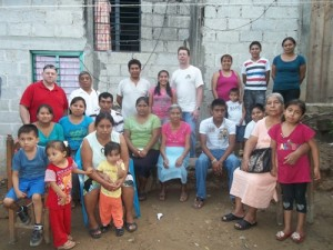 LaPalmia church with PUMC mission team