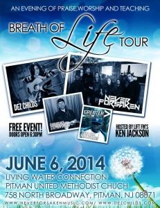 Living Water Flyer 6-6-14