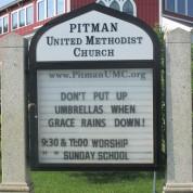 Grace Rains Down