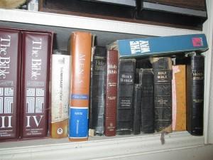 Bible - Dusty Shelf _0637