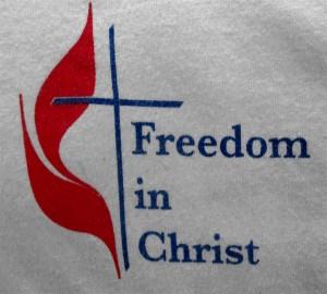 Freedom in Christ Cross Shirt _IMG_0559