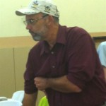 Pastor Jim Bolton during Men's Fellowship on 9/13/14.
