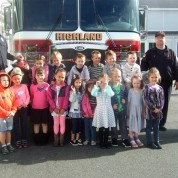 Our Father's House Learns About Fire Prevention (10/7/14)