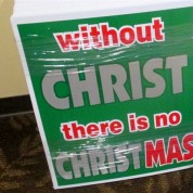 PUMC to Distribute Christmas Lawn Signs (11/30/14)