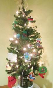 Christmas Decs 2014- Missionary Tree _IMG_1283