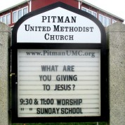 What Are You Giving to Jesus?