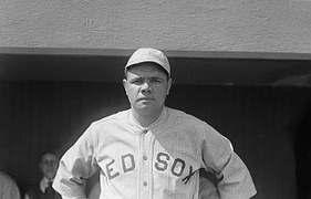 Babe Ruth -Boston-391452__180