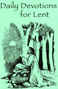 Lenten Devotional-2015