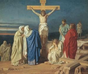 Crucifixion _Evgraf_Semenovich_Sorokin