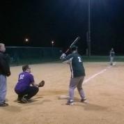 Softball Team Kicks off Season (4/13/15)