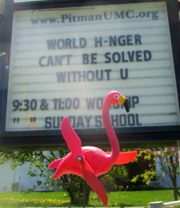Signboard Hunger- Flamingo _IMG_2031