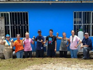 Mexico Mission Team ready to get to work