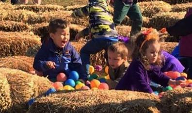 Preschool Jumps into Fall Activities (October 2019)