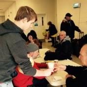 BLAST Serves Breakfast to the Homeless in Camden! (12/28/15)