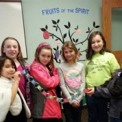 3rd and 4th Graders Learn to Be Jesus' Hands and Feet (1/17/16)