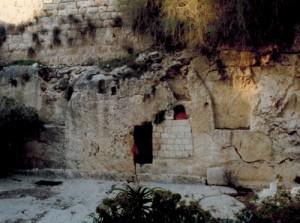 Gordens Calvary garden tomb