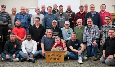 Men to Retreat for Mission-Shaping!  (3/15/19)