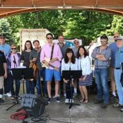 PUMC Musicians Use Guitars to Fight Cancer! (6/3/17)
