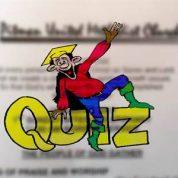 Weekly Bulletin Quiz! (10/15/17)
