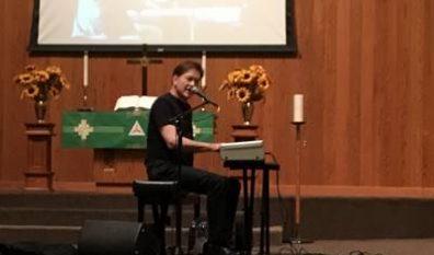 David Meece Testifies of New Rainbows! (10/14/17)