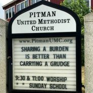 Share a Burden or Carry a Grudge?