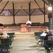 Why Are We Talkin' Baseball instead of Jesus? (Camp Meeting, 8/25/19)