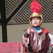 The Roman Centurion (Camp Meeting, 9/1/19)
