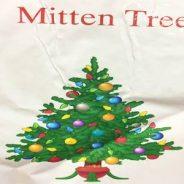 Mitten Tree Lights up a Cold Night! (1/1/20)