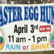 Drive-Thru Hunts for Easter Eggs! (4/3/21)