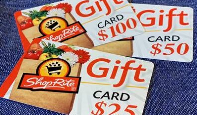 ShopRite Gift Cards Help Break the Cycle of Poverty!