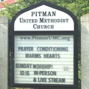 Prayer Conditioning Warms Hearts!