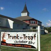 Trunks Open Wide for Sweet Treats! (10/23/21)